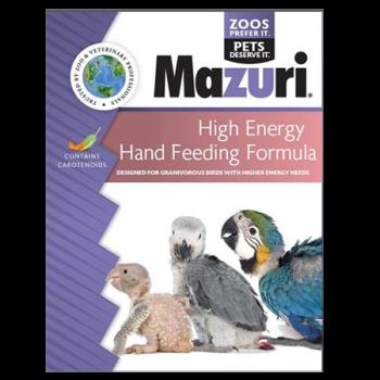 Mazuri Hi-Energy Hand Feeding Diets 5D1W - 2 kg