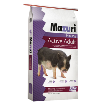 Mazuri Mini Pig Active Adult 5Z4B