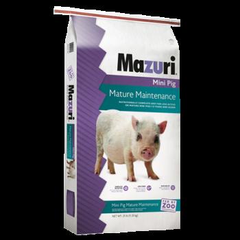 Mazuri Mini Pig Mature Maintenance 5Z4C