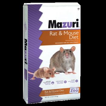 Mazuri Rat & Mouse Diet 5663