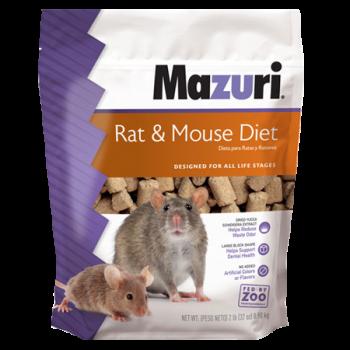 Mazuri Rat & Mouse Diet 2 lb 5663