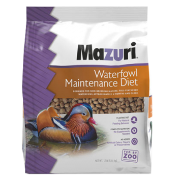 Mazuri Waterfowl Maintenance 50 lb 5642