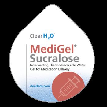 MediGel Sucralose 74-02-5022