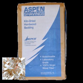 Nepco Shredded Aspen Shavings 323
