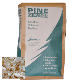 Nepco Laboratory Grade Pine Shavings 321