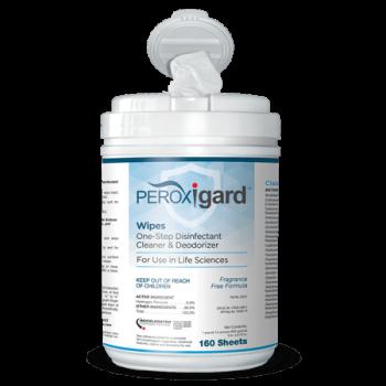 Peroxigard™ RTU WIPES 242221