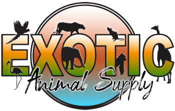 Exotic Animal Supply Logo